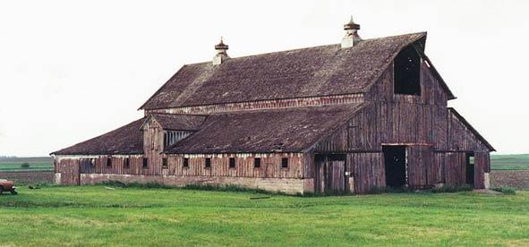 The Rosenfeld Barn