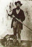a backwoodsman and friend